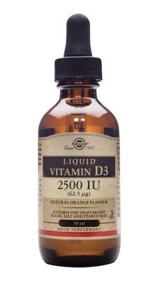 Vitamin D3 Solgar