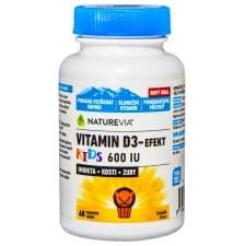 Vitamin D3 Effect KIDS 60 tbl