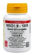 WBO 1.9 (liuwei dihuangwan)