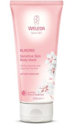WELEDA Mandlový sprchový krém 200 ml