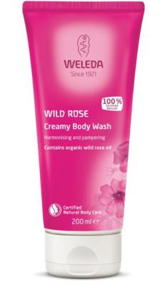 WELEDA Růžový sprchový krém 200 ml